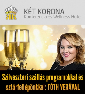 Hotel Két Korona****, Balatonszárszó