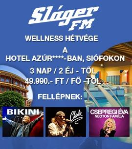 Sláger FM Wellness