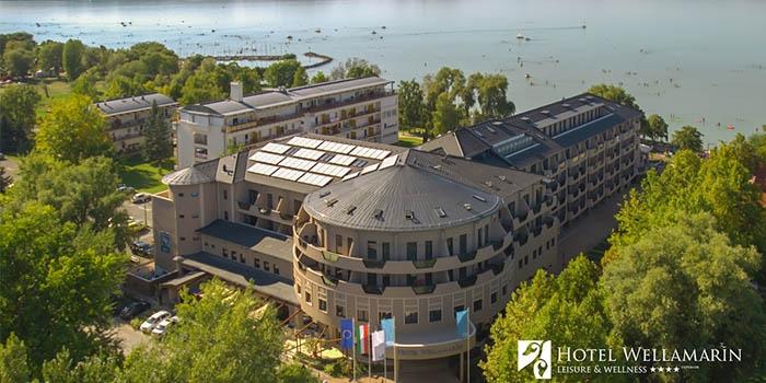 Pünkösdítő - Hotel Wellamarin****, Zamárdi